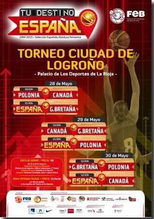 Torneo-Baloncesto-Femenino-Ciudad-Logrono