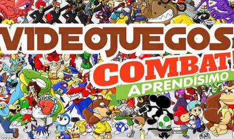 Cursotaller de videojuegos Combat!