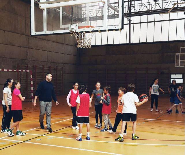 Campus de tecnificacion baloncesto
