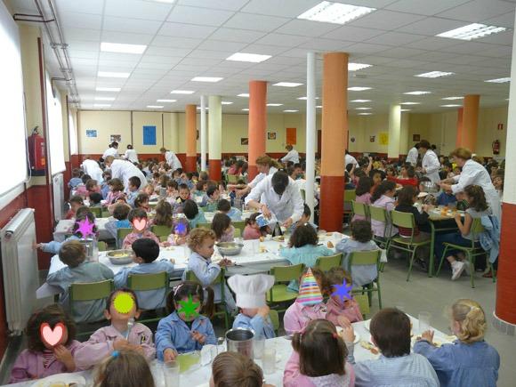 Ayudas para el comedor escolar el balc n de mateo for Ayudas para comedor escolar