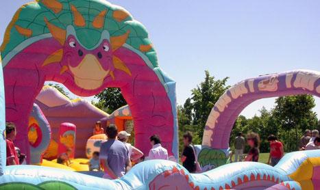 Fiestas de San Isidro, en Varea