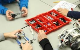 Campamentos urbanos de robótica, electrónica y programación de iSchool