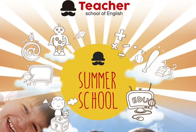Aprende inglés de forma divertida con Teacher School of english