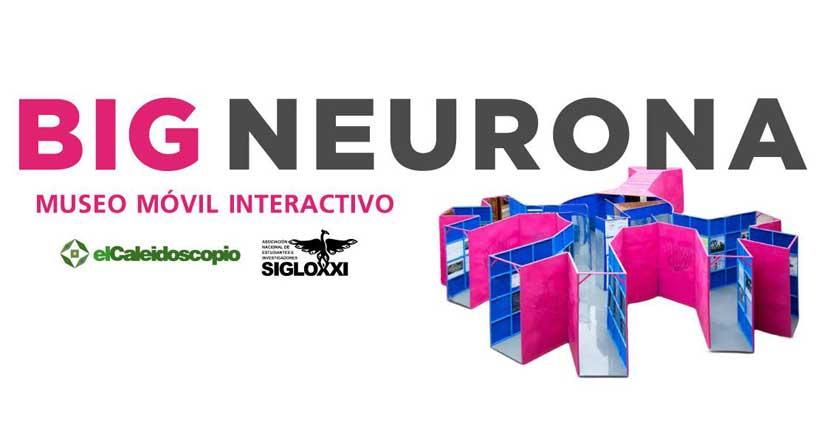 Big Neurona, nueva exposición en la Casa de las Ciencias