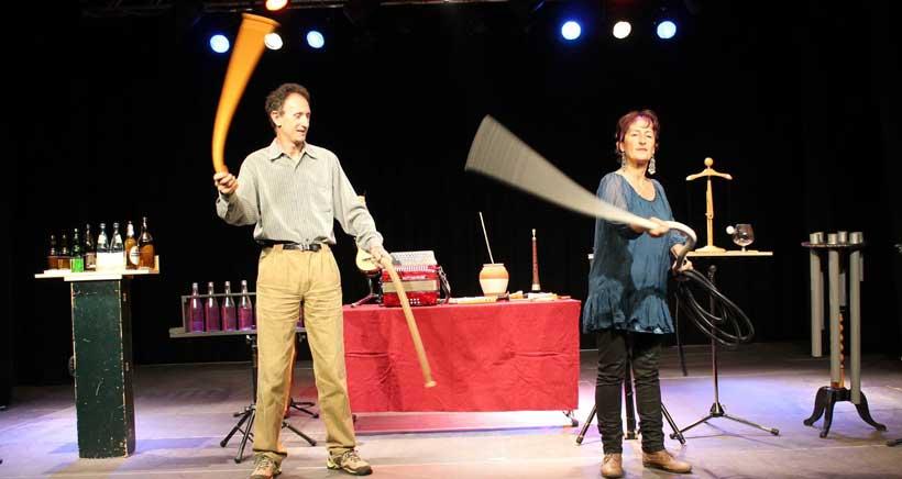 Concierto teatral de música y ciencia