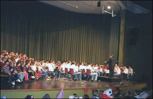 Concierto fin de curso de la Escuela Municipal de Música