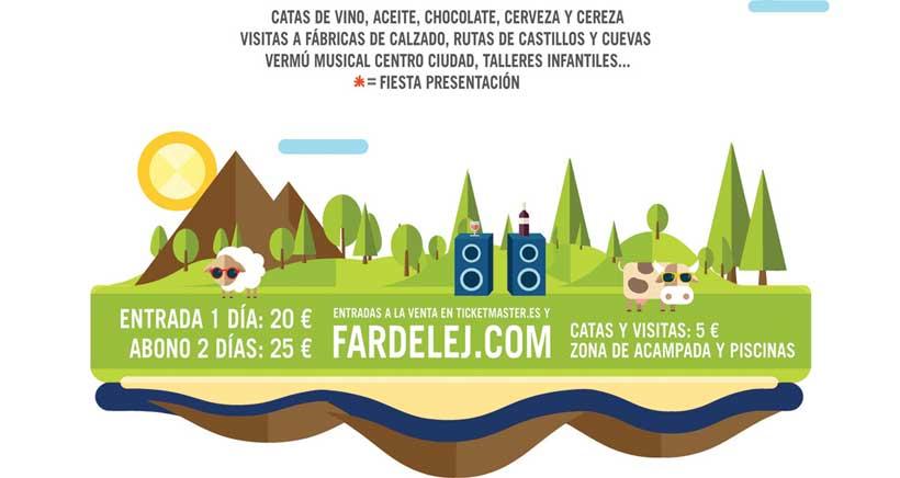 Fardelej 2015: conciertos, talleres y excursiones para todos los públicos