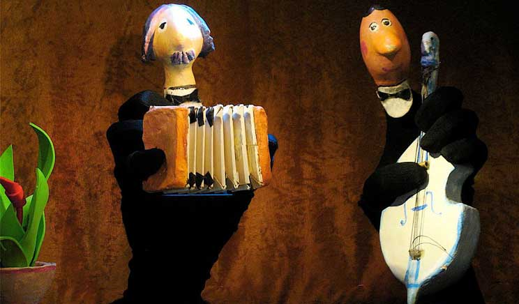 Espectáculo gratuito de marionetas en Arnedo