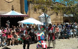 XXIII Jornadas medievales en Briones