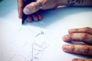 PeepArt Project, encuentros con artistas: Carlos Corres
