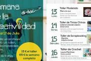 Semana de la Creatividad en Di-dac