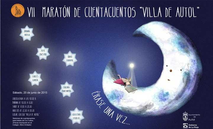VII Maratón de Cuentacuentos 'Villa de Autol'