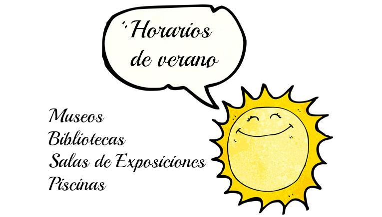 Horarios de verano en Logroño