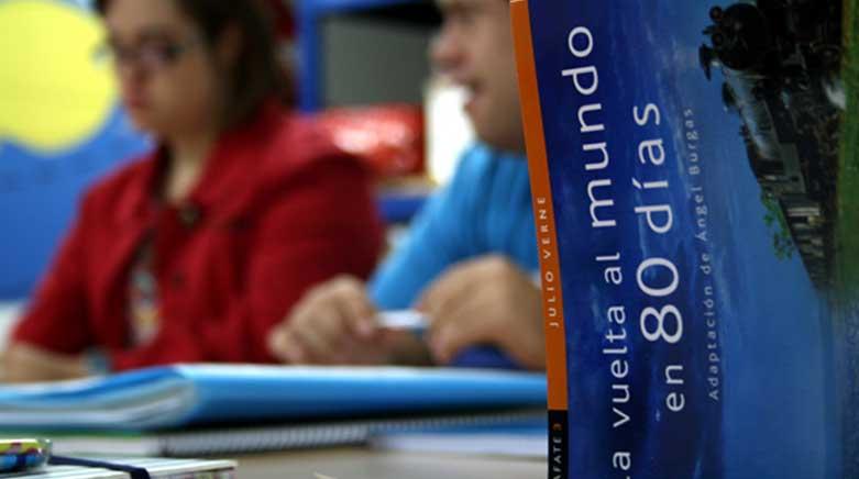 Club de lectura fácil para adolescentes con dificultades de comprensión