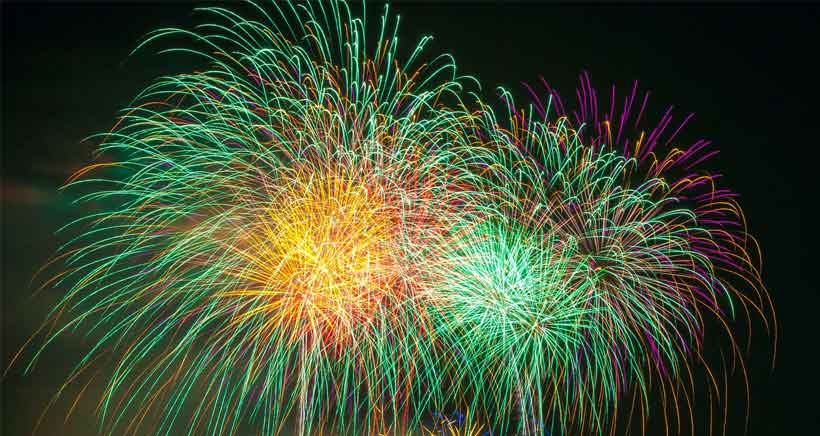 San Mateo 2015: 5 noches y 90.000 euros de fuegos artificiales