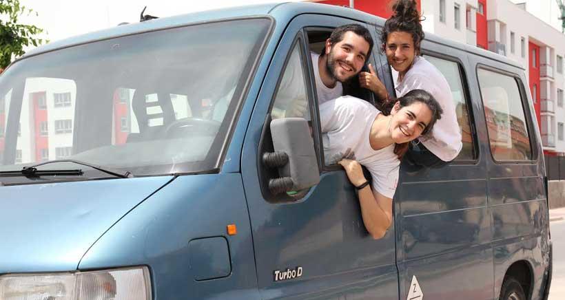 Las Ruedas Creativas: la furgoneta educativa que recorrerá La Rioja este verano
