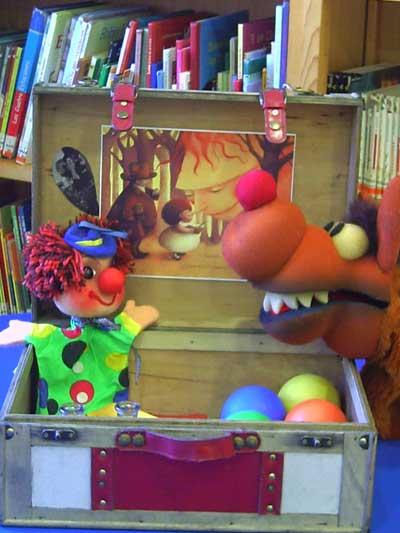 Marionetas-La-Canica-Roja