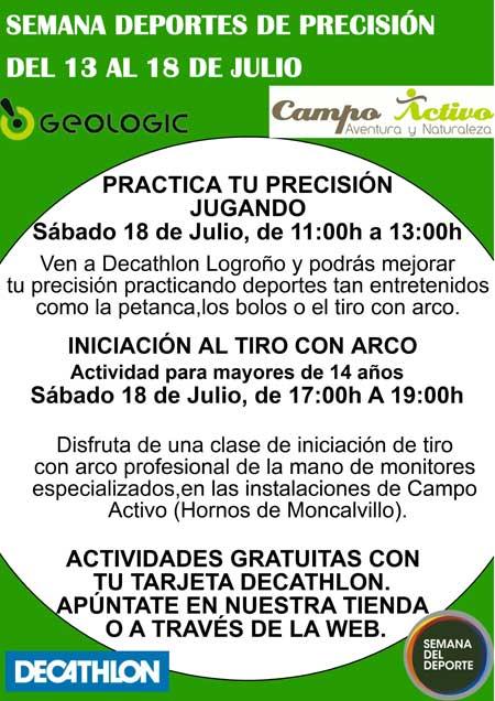Semana-de-los-deportes-de-precision-Decathlon-Logrono