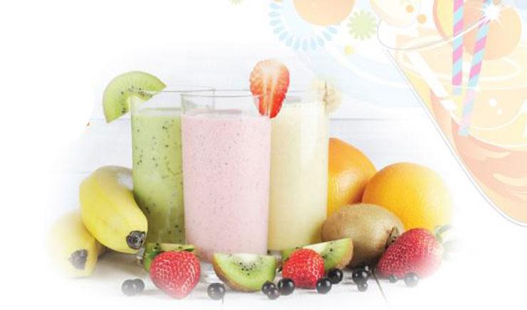 6 recetas para hacer batidos de frutas en casa