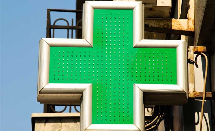 Farmacias de guardia en Logroño y La Rioja