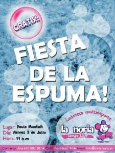 fiesta-espuma-La-Noria