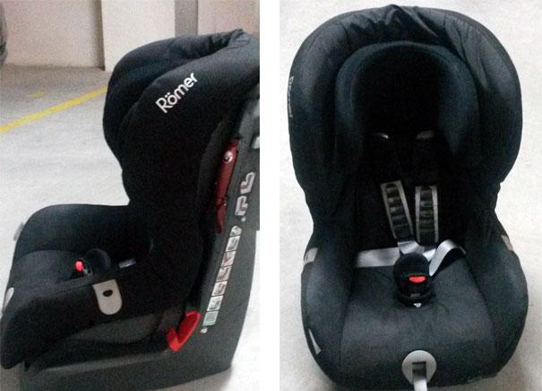Se vende silla de paseo y silla para el coche - Silla coche segunda mano ...