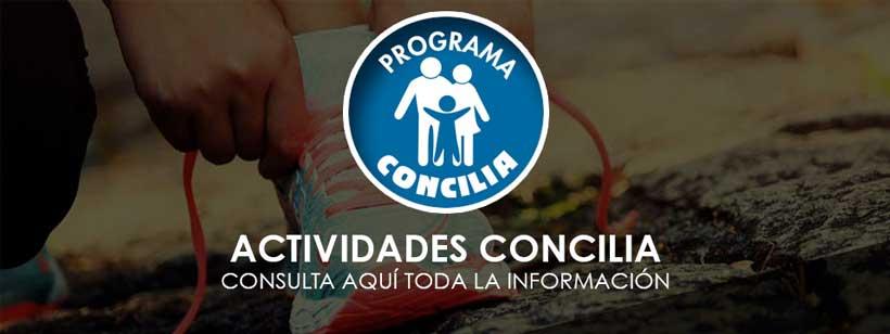 Las 'Actividades Concilia' facilitarán la práctica deportiva a las familias con niños