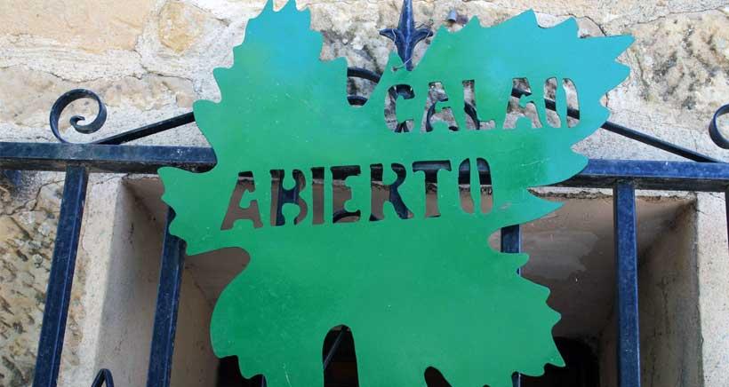 Día de los 'calaos' en Rodezno