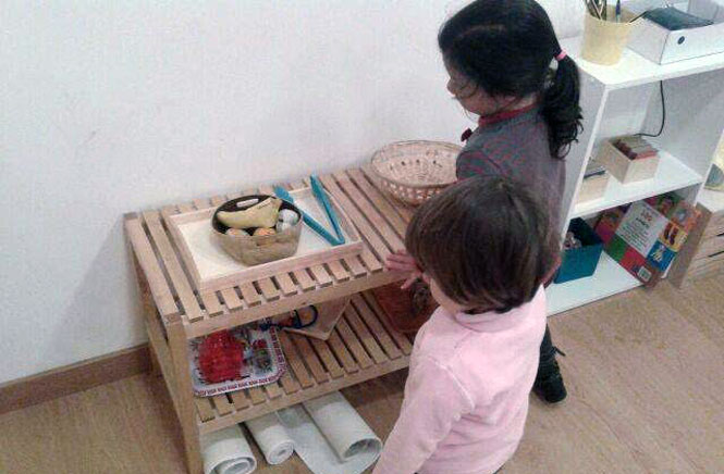 Extraescolares en Pitágoras: matemáticas en inglés, Montessori, idiomas…