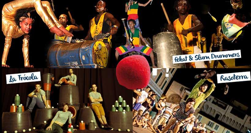 Festival de circo de Navarra