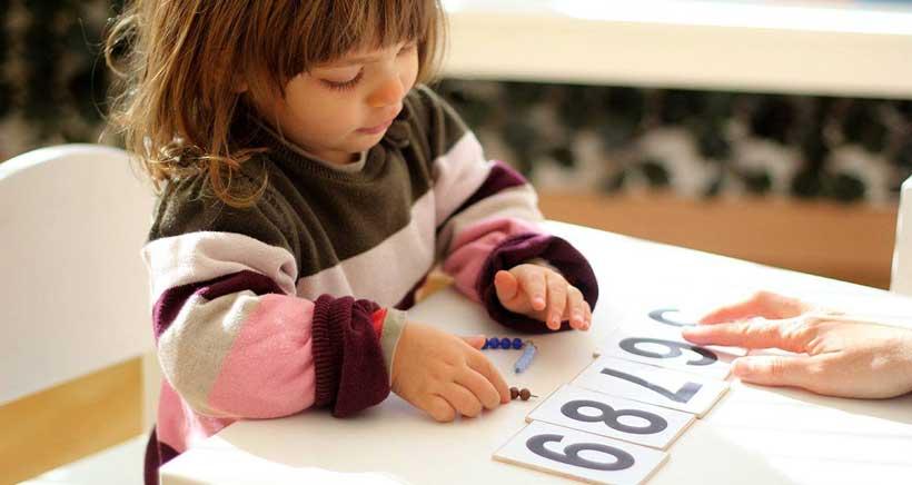 Montessori-matematicas