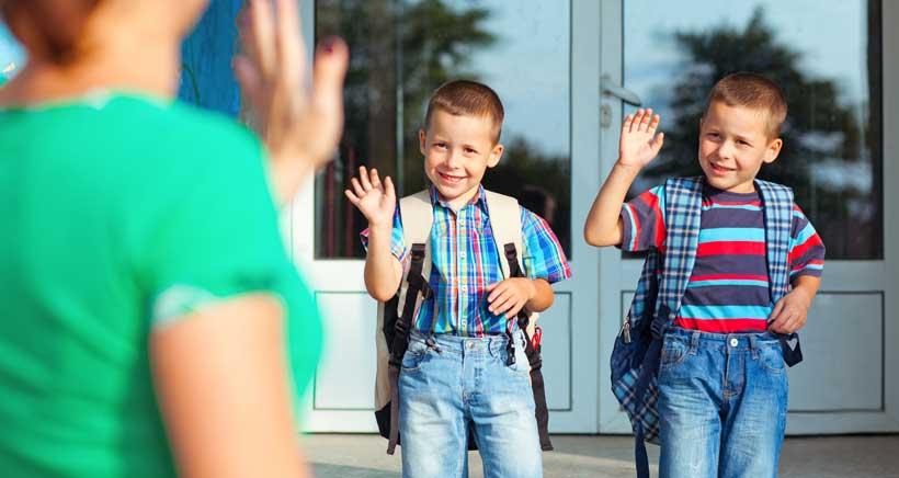 Taller de adaptación para niños que comienzan el cole este año