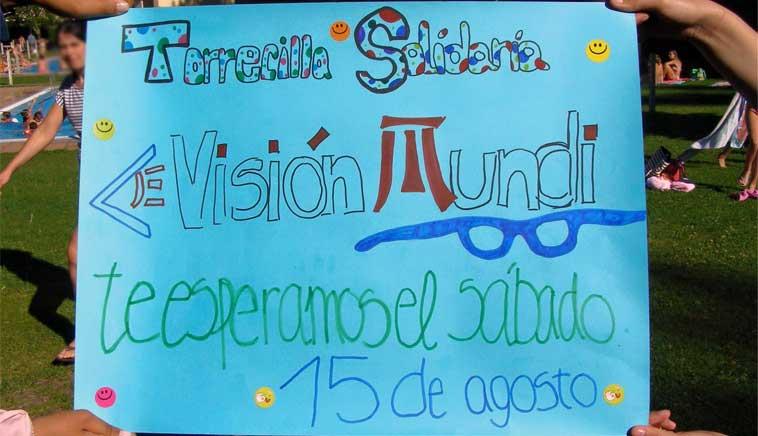 Este sábado, Fiesta de la Solidaridad en Torrecilla
