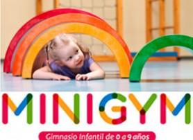 Minigym, gimnasio para niños