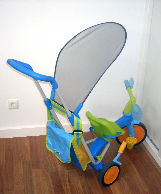 triciclo segunda mano vertical