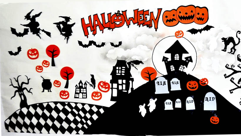 Talleres infantiles sobre Halloween en Arnedo