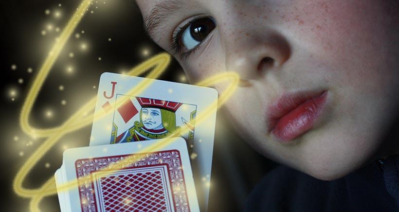 Actuaciones de magia para toda la familia