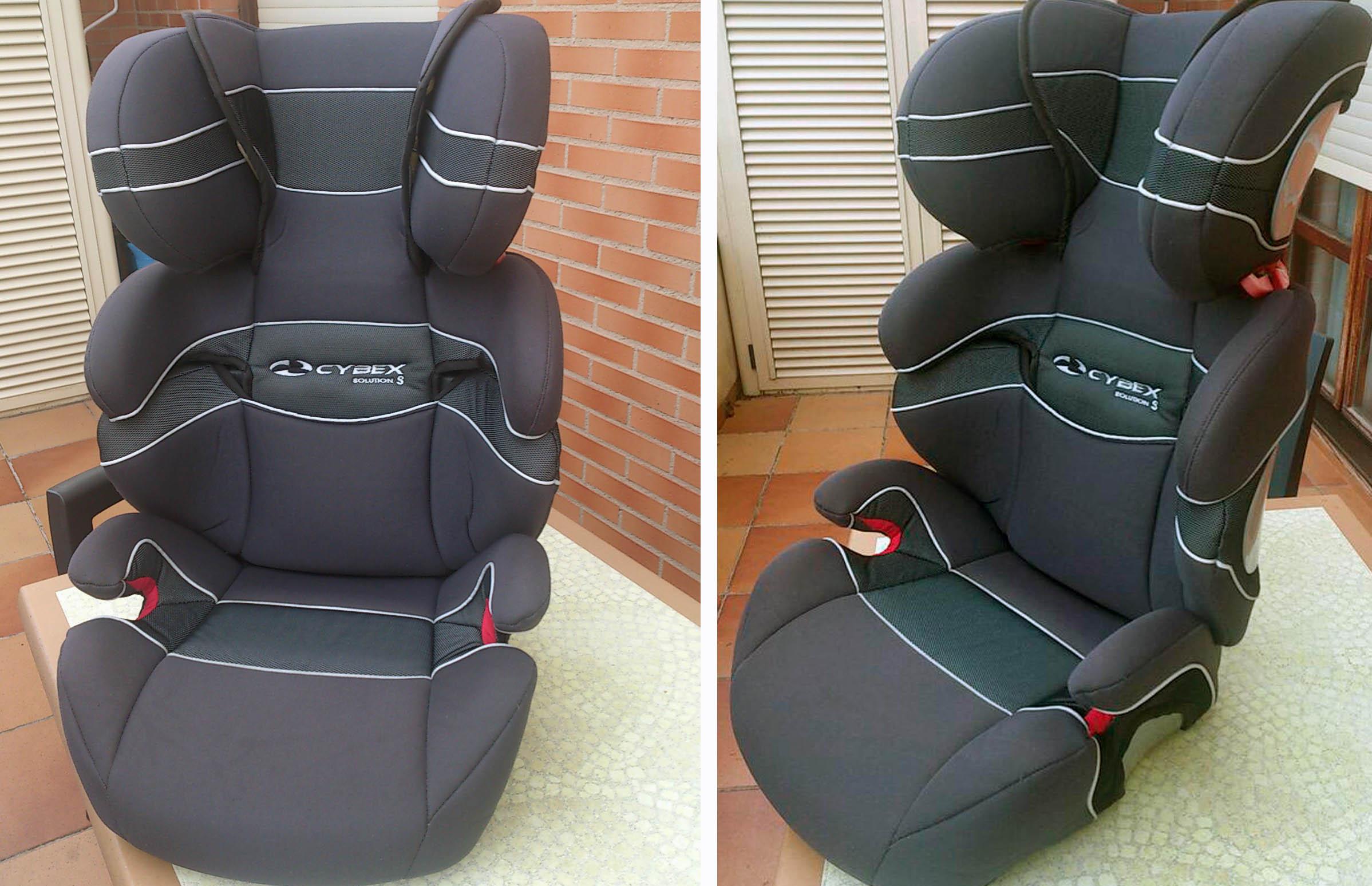 Se vende: silla infantil para coche