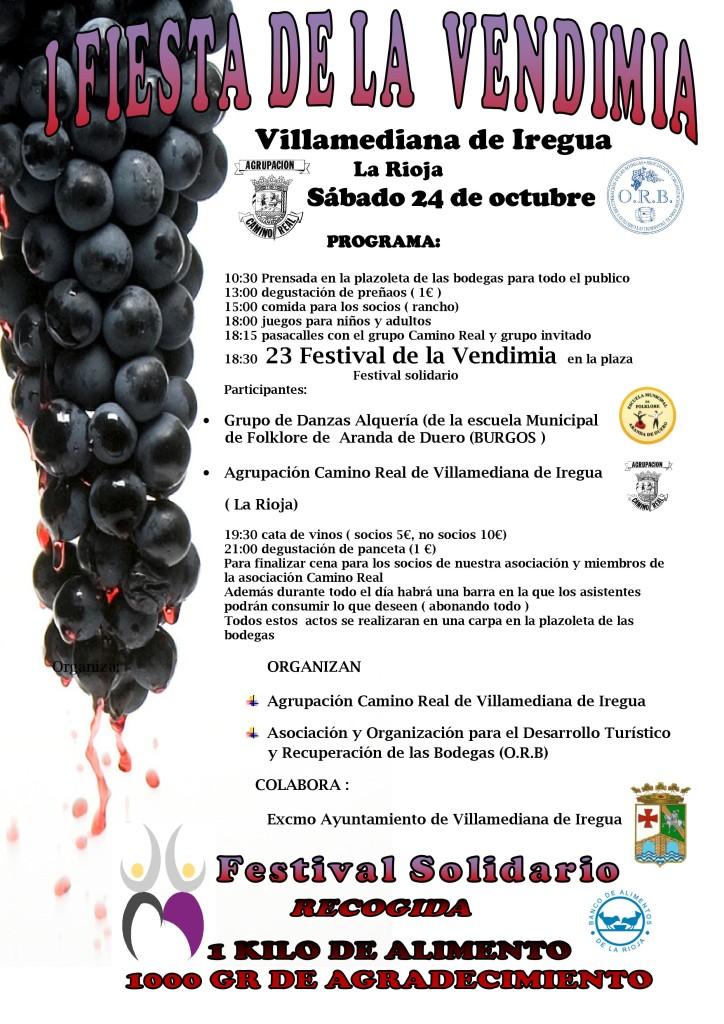 XXIII Festival de la Vendimia de Villamediana