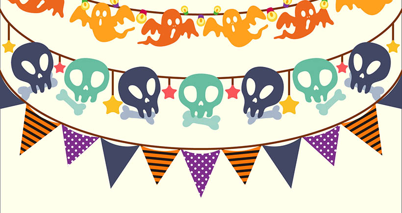 Fiesta de Halloween en Fun Space