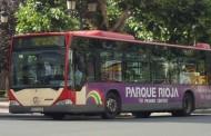 El autobús de Logroño, gratis hasta los 10 años