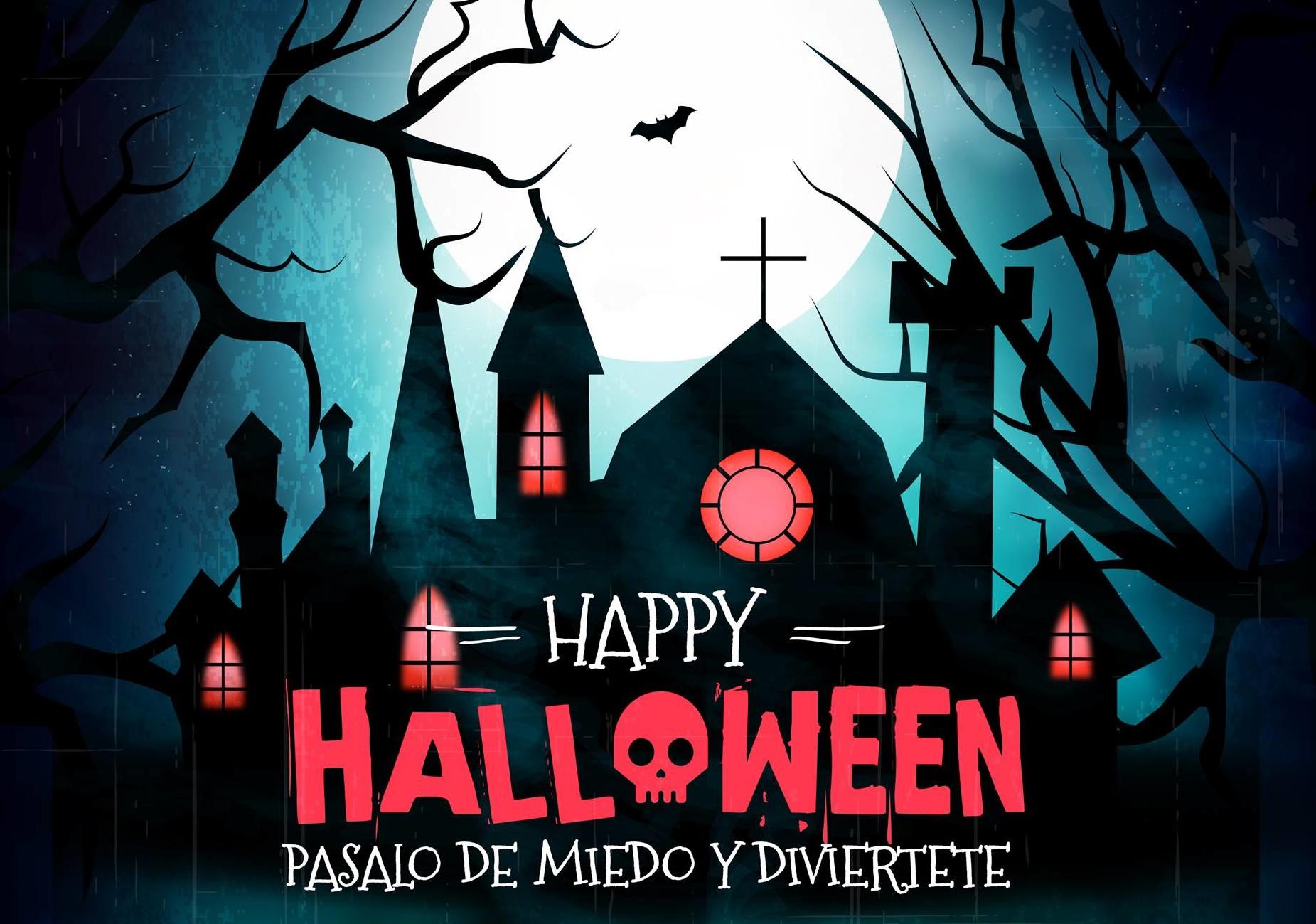 Celebra Halloween en Paintball Ocio Rioja