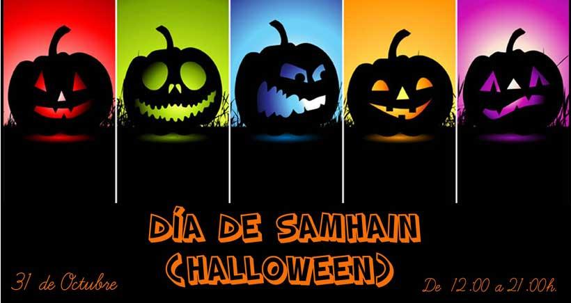 Celebra Halloween en el Parque del Ebro