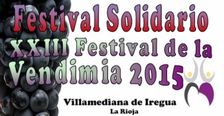 Villamediana celebra el XXIII Festival de la Vendimia
