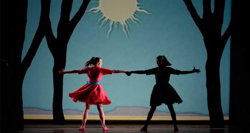 Espectáculo de danza y teatro en el Ideal de Calahorra