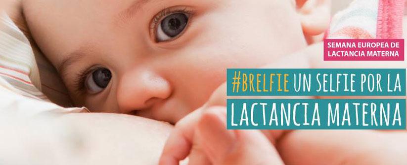 España celebra la Semana Europea de la Lactancia Materna