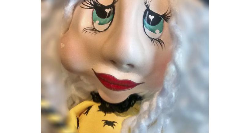 Talleres de goma EVA sobre Halloween para expertos y novatos