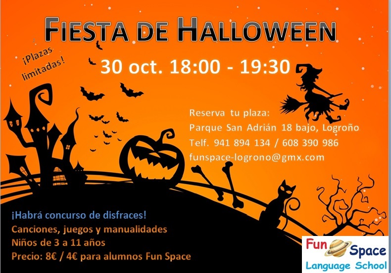 cartel halloween funspace