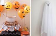 Ideas fáciles para improvisar una fiesta de Halloween en poco tiempo (con imprimibles)
