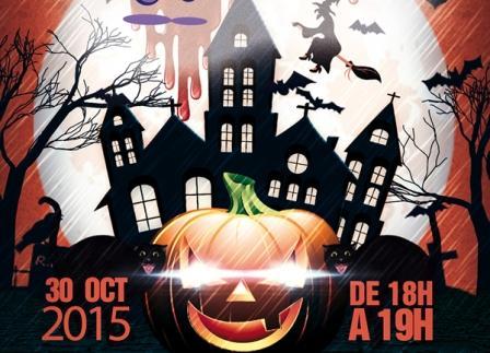 Halloween para todas las edades en CEI La Noria